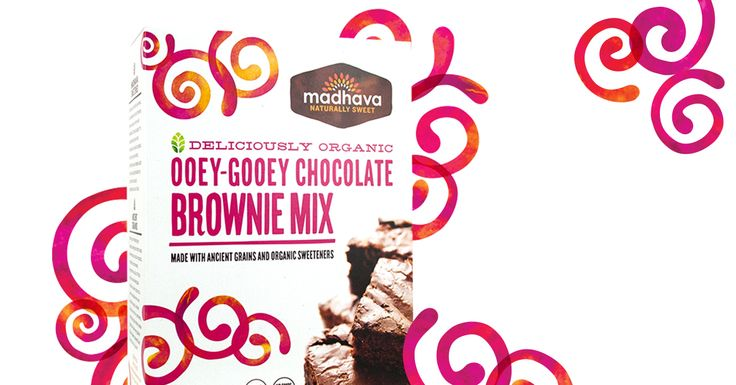 Is there anything better than a freshly baked batch of brownies? Maybe this deliciously organic Ooey Gooey Chocolate Brownie Mix made with ancient whole grains and natural sweeteners! http://madhavasweeteners.com/product/brownie-mix/?utm_source=pinterest&utm_medium=pin&utm_content=ooey_gooey_brownies_mix&utm_campaign=products