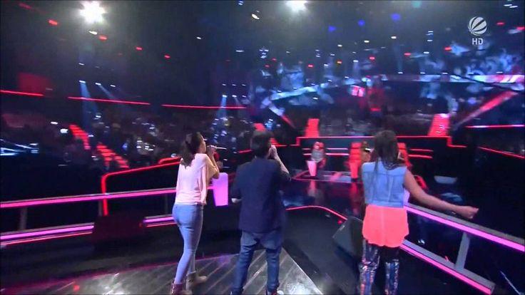 Lo mejor de Lukas, Selma y Naomi en la Voice Kids Germany 2014