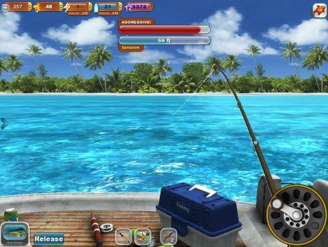скачать бесплатно игру рыбалка для андроид