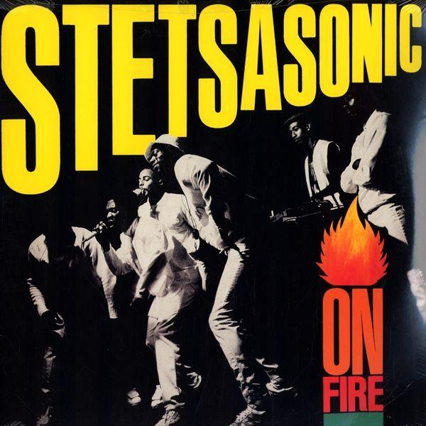 ol school rap | Tags: Stetsasonic On Fire , Vintage Hip-Hop