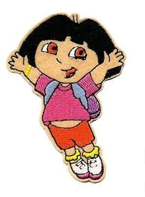 Dora+utforskaren+stryklapp