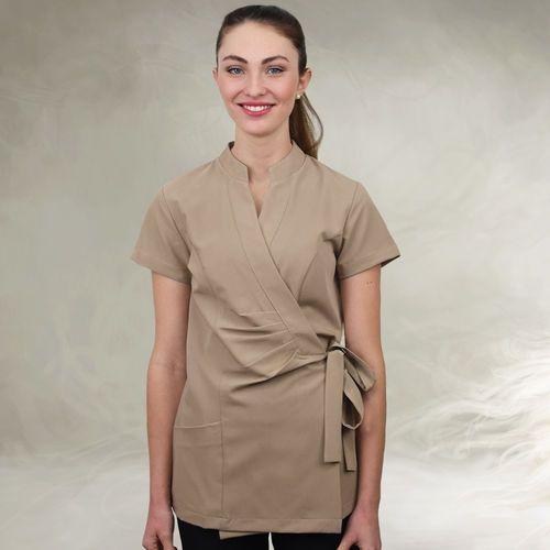 berufsbekleidung spa und wellness kasack, beauty tunics