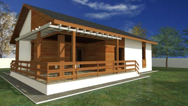Proiecte de case mici cu 2 dormitoare 2 bedroom house plans