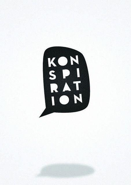 logotype. konspiration / repinned on Toby Designs