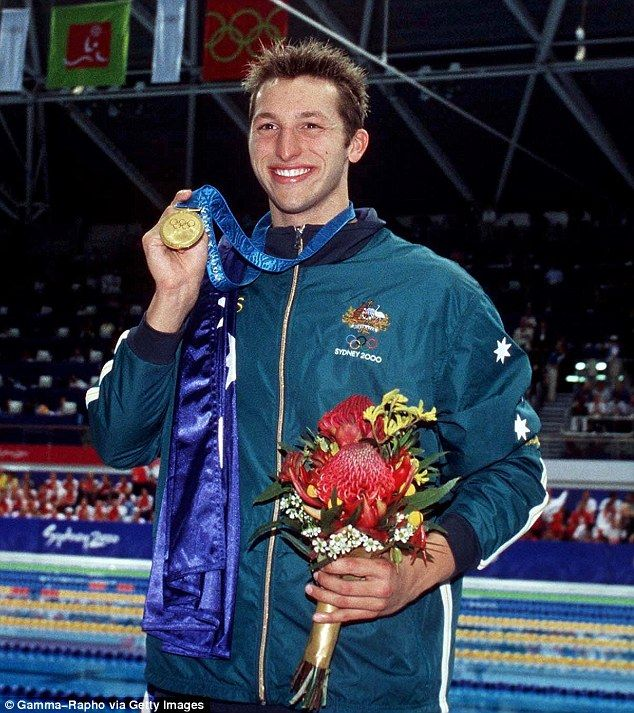 'It's an absolute mess out there!' Olympic swimmer Ian Thorpe opens up about the trials and troubles of dating as a gay man
