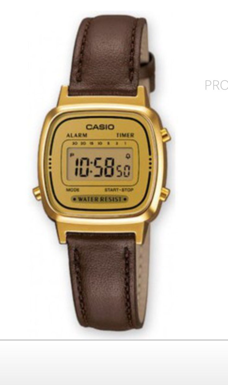 43 Best Camping Images On Pinterest Ideas Places Tendencies Tshirt Parental Hitam Xxl This Ladies Digital Watch From Casio Has A Gold Square With Brown Leather Strap It Is Water Resistant To 30 Metres And An Alarm Date Function