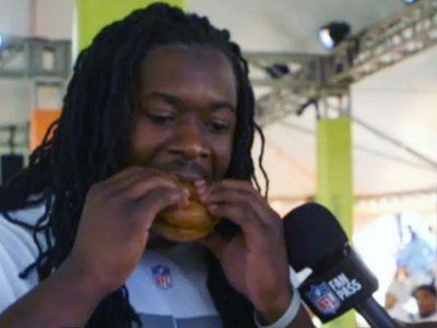 Eddie Lacy is no longer the Packers starting running back. The question must be asked: Is it because hes too fat