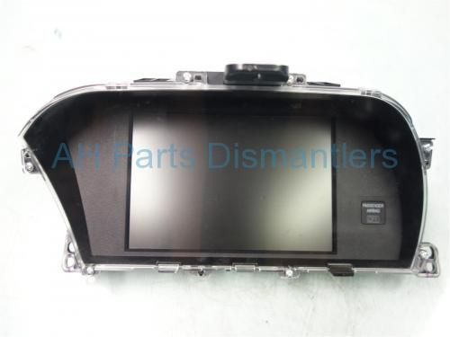 Used 2014 Honda Accord DISPLAY SCREEN (NON NAVI)  39713-T2A-A01 39713T2AA01. Purchase from https://ahparts.com/buy-used/2014-Honda-Accord-DISPLAY-SCREEN-NON-NAVI-39713-T2A-A01-39713T2AA01/111120-1?utm_source=pinterest