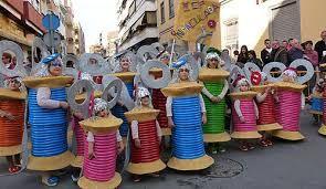 Resultado de imagen de comparsas carnaval