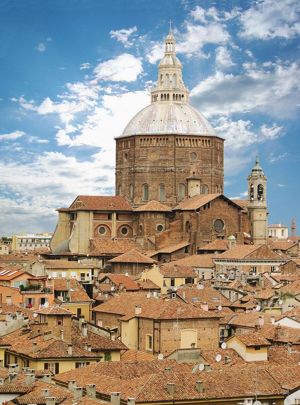 Pavia; Latin: Ticinum; Medieval Latin Papia) is a town and comune of south-western Lombardy, northern Italy