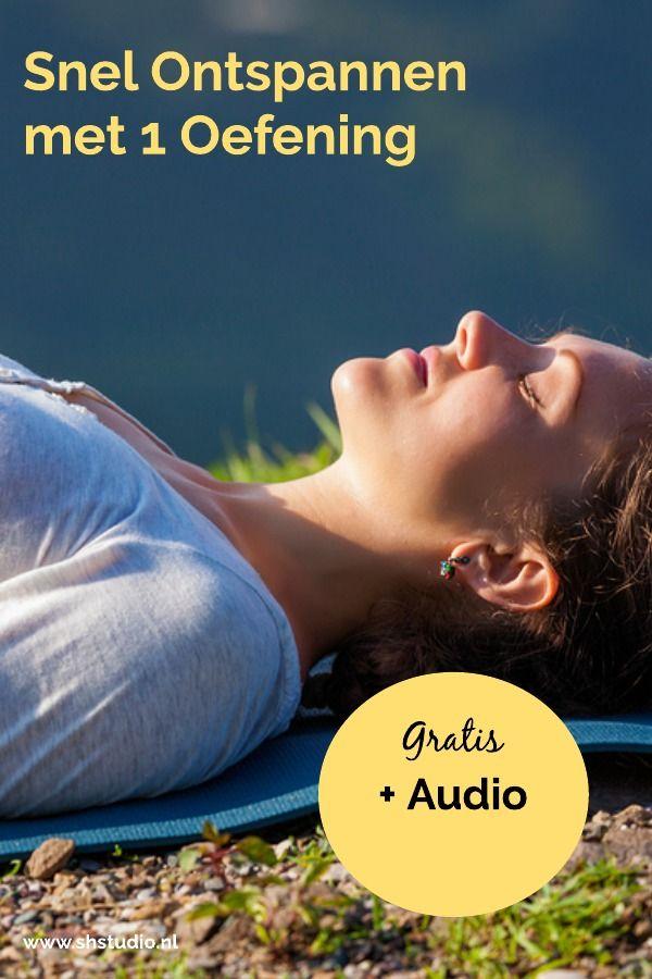 bodyscan #ontspanning #meditatie #rust #stress #ontstressen #oefening #howto