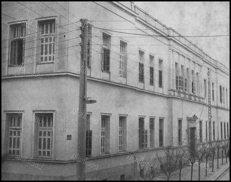 Ζάννειο Ορφανοτροφείο Αρρένων, Πειραιάς, 1966.