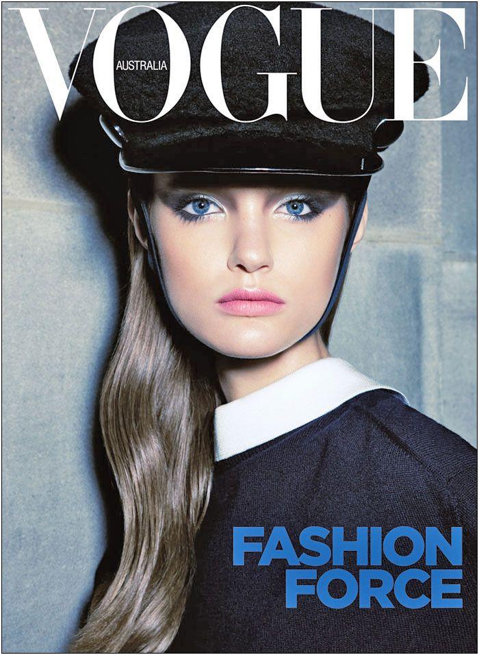 Katie Fogarty /Vogue