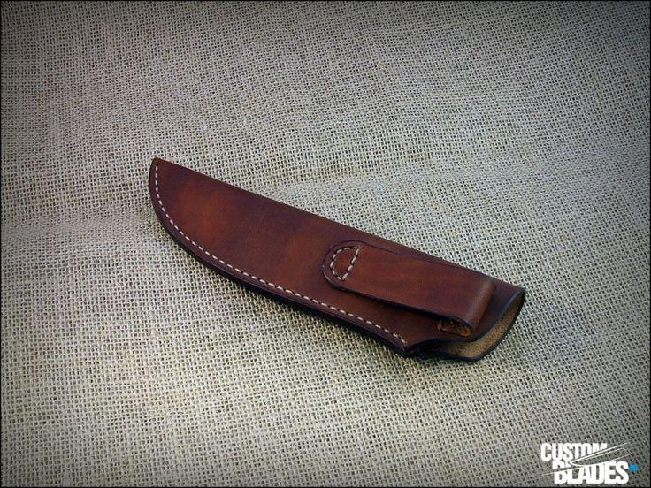 Pochew skórzana - CustomBlades klingi, głownie, noże custom