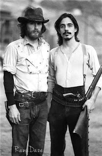 J.D. Souther, Jackson Browne- wow this is a rare one! Must be circa 72...Love the look!