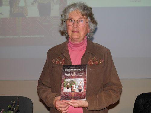 Elsie Ivancich Dunin