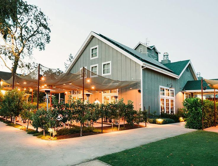 The Napa Valley Guide | With a large, open dining room and casual vibe, Farmstead is our pick for big groups or for when you're traveling with kiddos—the fried chicken Tuesdays are a family favorite.