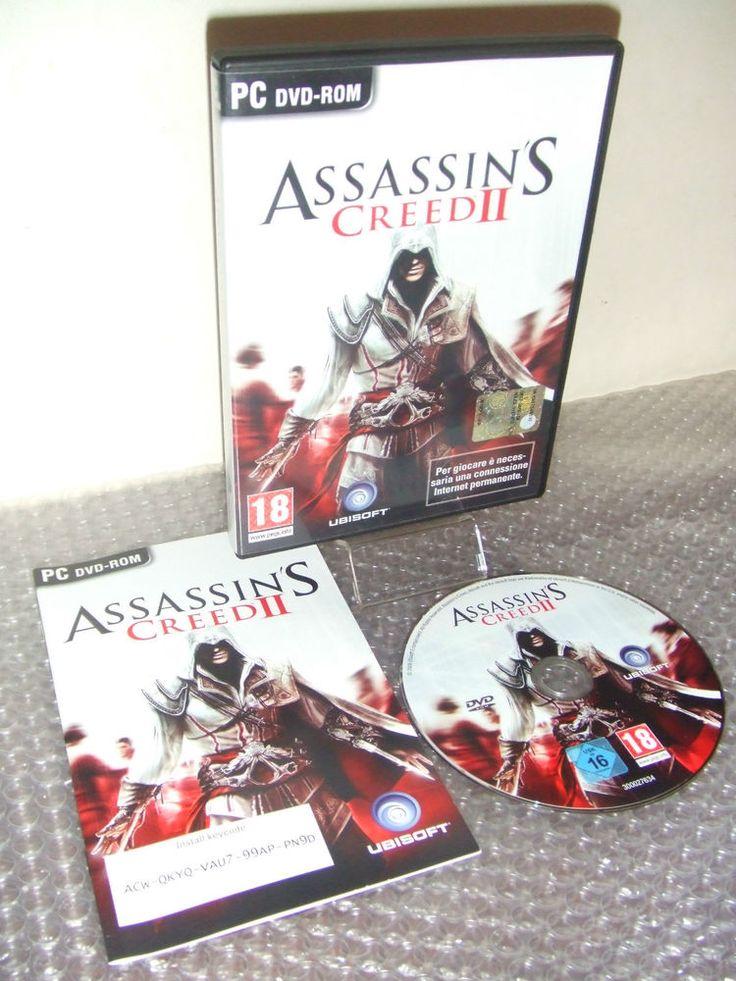 ASSASSIN S CREED II 2 - Gioco PC DVD-ROM - ITALIANO