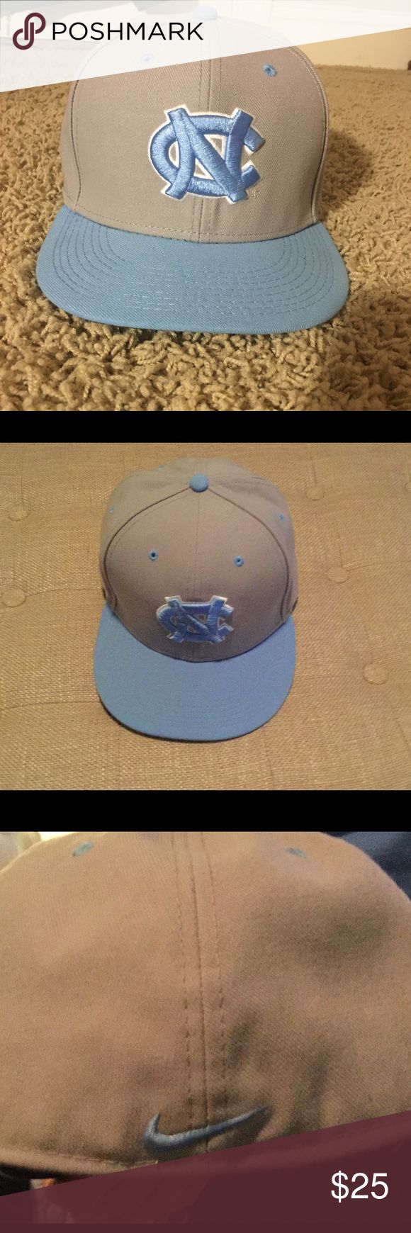 Nike True Dri-Fit Carolina hat University of North Carolina hat, is in great condition never been worn! Nike Accessories Hats