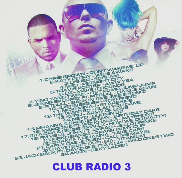 Club Radio USA Mix - $3.00 #onselz