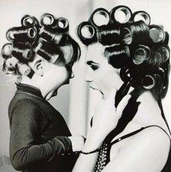 like mommy like daughter
