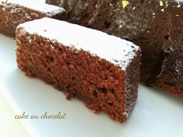 I Dolci di Pinella: Cake au chocolat di Thierry Mulhaupt
