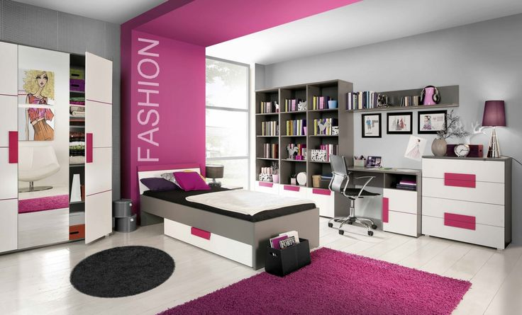 Lobete dětský pokoj / children's room in pink colour