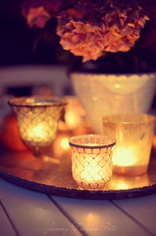 Ana Rosa candles