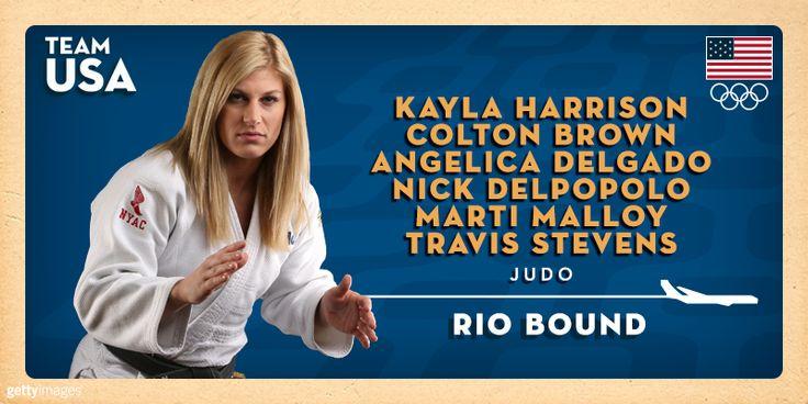 Meet The 2016 U.S. Olympic Judo Team