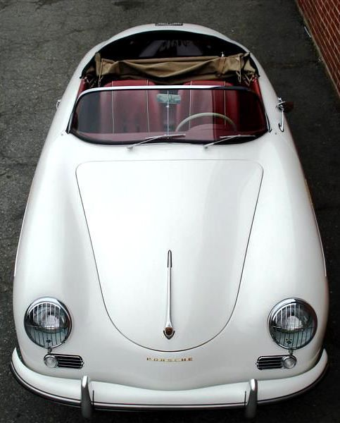 1955 Porsche 356A Speedster: Confused when want choice California automobile insurance company? Right Confused when want choice California automobile insurance company? Right
