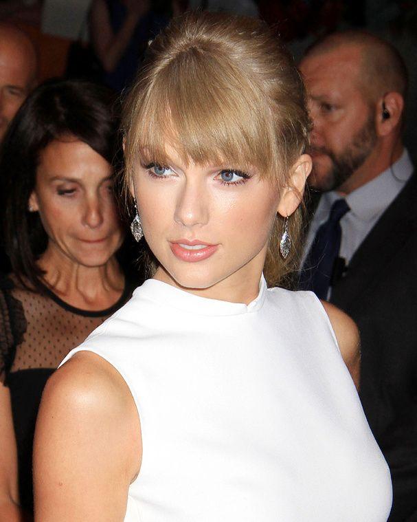 La frange de Taylor Swift