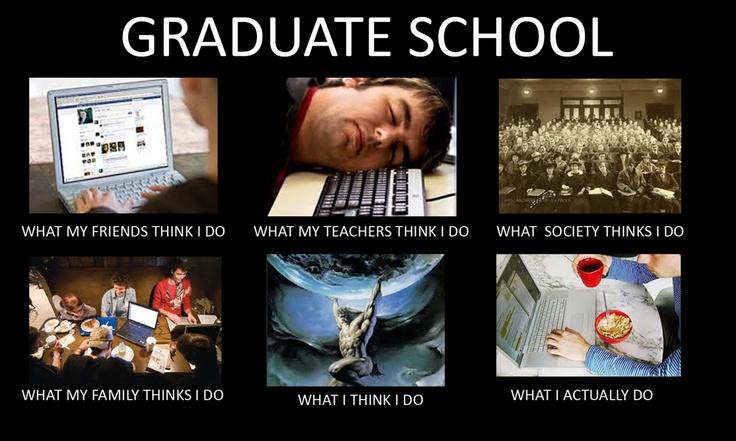 Surviving The Undergraduate To Graduate School Transition