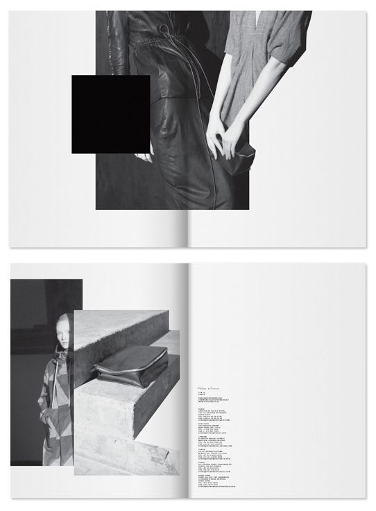 Beautiful! Rick Owens Fall/Winter '12 lookbook