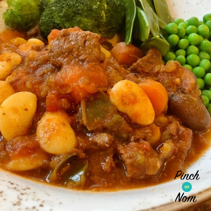 Syn Free Balsamic Slow Cooker Beef Stew | Slimming World