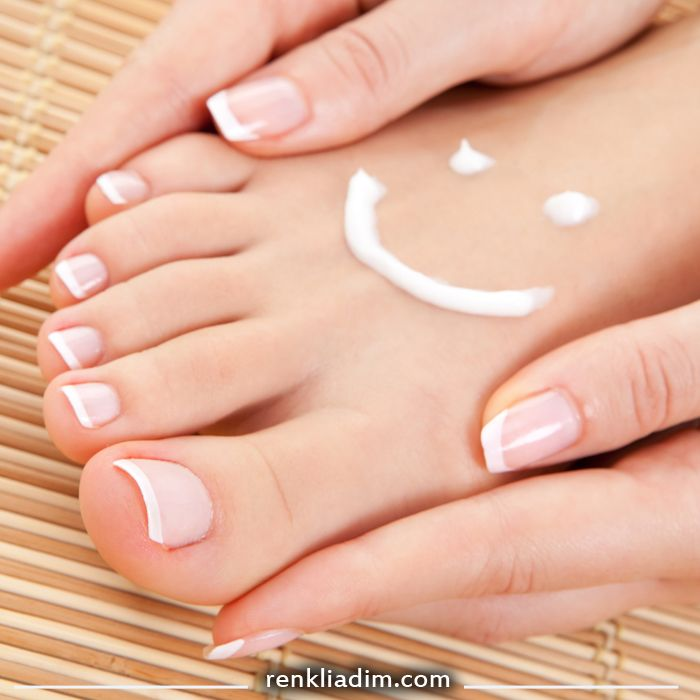 Biliyor muydunuz? | Ayaklarınızı karbonatla yıkamak ayaaklarınızı rahatlatır. RenkliAdim.com #renkliadım #ayaksağlığı #ayak #karbonat
