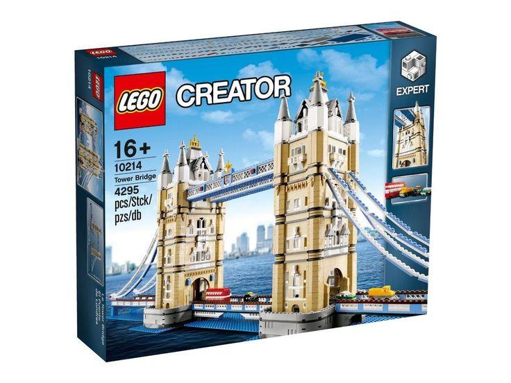 LEGO Tower Bridge 10214 Lego Creator Building Toys Lego Expert Brand New Sealed #LEGO