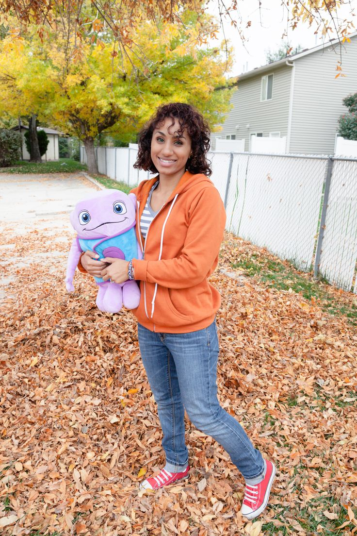 DIY Tip Costume. Home Costume. Boov. Oh. Dreamworks Home. Halloween Costume