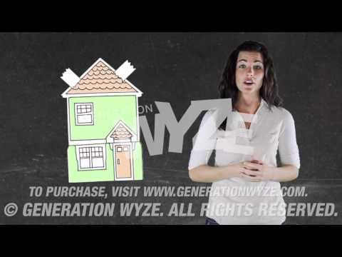 Video #3 - Buying Your First Home: Can I Really Do This?  Property virgins and long-time homeowners alike will find value in this video! We will start by defining points, closing costs, origination fees and interest rates, and walk consumers all the way to making the first payment in their new home. This is one video consumers will watch over and over again!