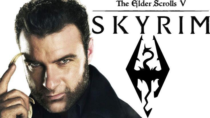 Skyrim: Sabretooth (Victor Creed) - Character Creation № 56