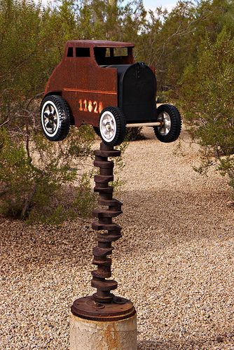 Cool Mailbox in Scottsdale