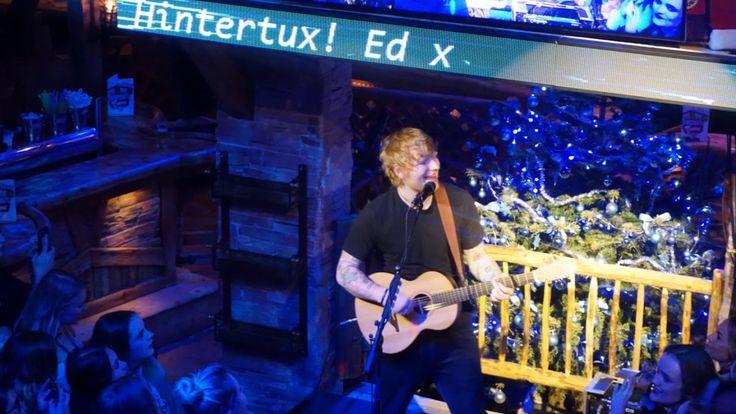 A perfect Night with ED SHEERAN im STOCK resort, Finkenberg, Tux, Zillertal