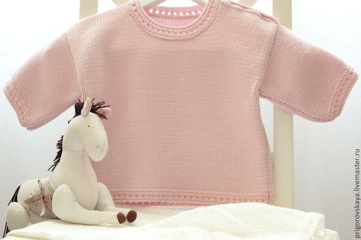 Джемпер для девочки #одежда #сlothing #креатив #creative #ручнаяработа #handmade #вдохновение #inspiration
