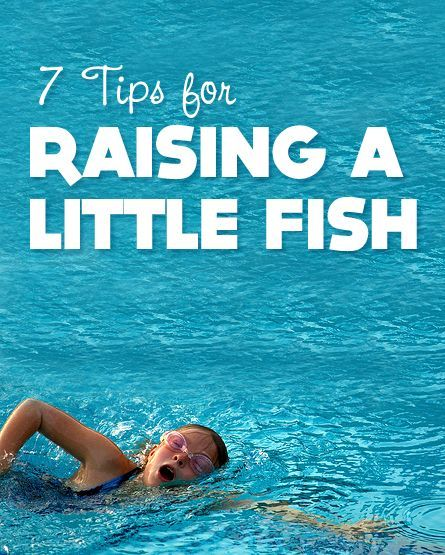 {Raising a Little Fish}  How to get your kids to love going to lessons *interesting tips