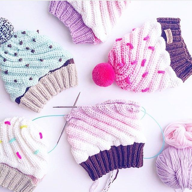 Сладкие шапочки от @sweetbeaniesboutique