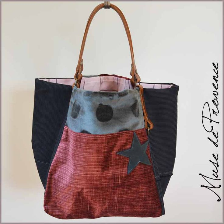 Favori 268 best sac cabas by Muse de Provence images on Pinterest   Muse  BU07
