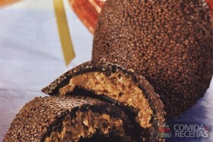 Receita de Ovo crocante duplo - Comida e Receitas