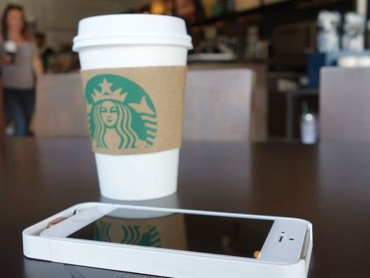 Starbucks is making it easy to spend even more time in their locations by offering free smartphone charging. No strings (or cables) attached.