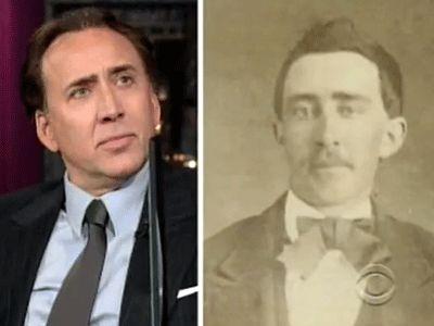 Nicolas Cage....vampire? LOL