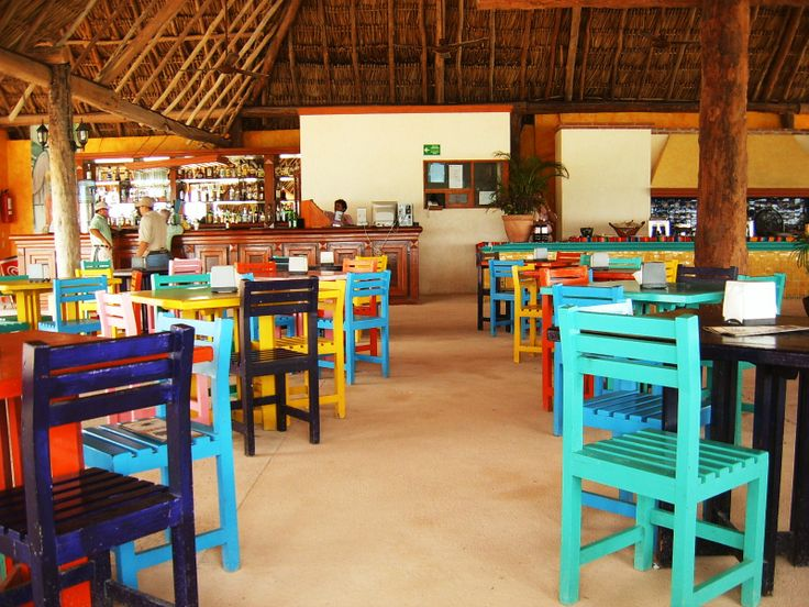 il bar messicano...
