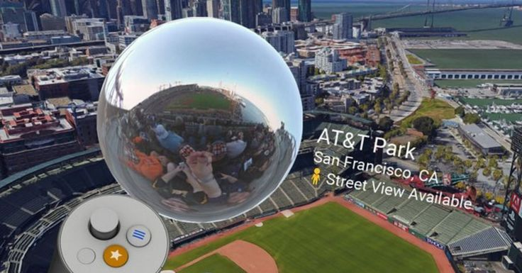 Google Earth VR now takes you down to Street View level